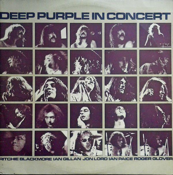 Deep Purple – In Concert  Álbum ao vivo da banda de hard rock britânica Deep Purple, de dois concertos gravados pela BBC para sua série ao vivo In Concert, gravado em 1970 e 1972. Primeiramente lançado em 1980 no Reino Unido, com a edição atual estado-unidense que foi disponibilizado em 2001.