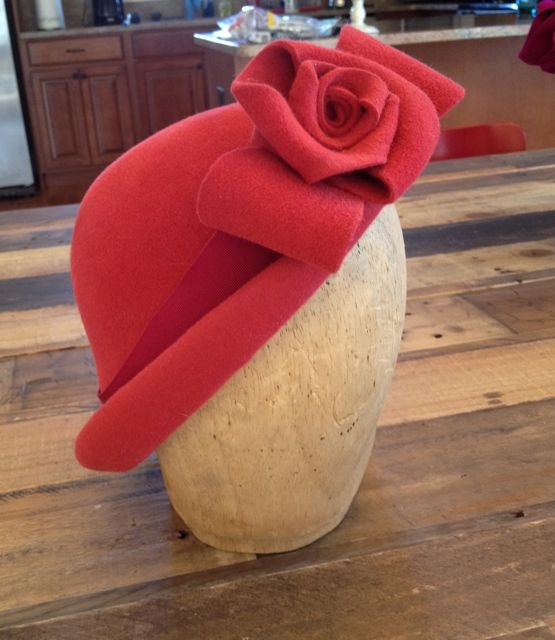 Gertie's New Blog for Better Sewing: Easy Felt Roses Tutorial (with Video!)