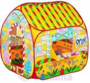 """Купить Детский домик- палатка """"Конфетный киоск"""" - Devilon на panama.ua"""