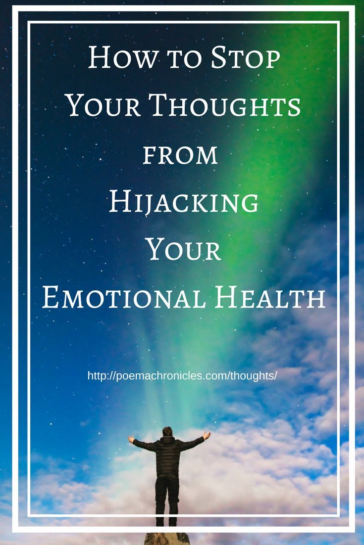 hijack your emotions Psychologist gemma leigh roberts explains how our thoughts can be hijacked by emotions, and how certain triggers can cause us to react in way that can be less than ideal.