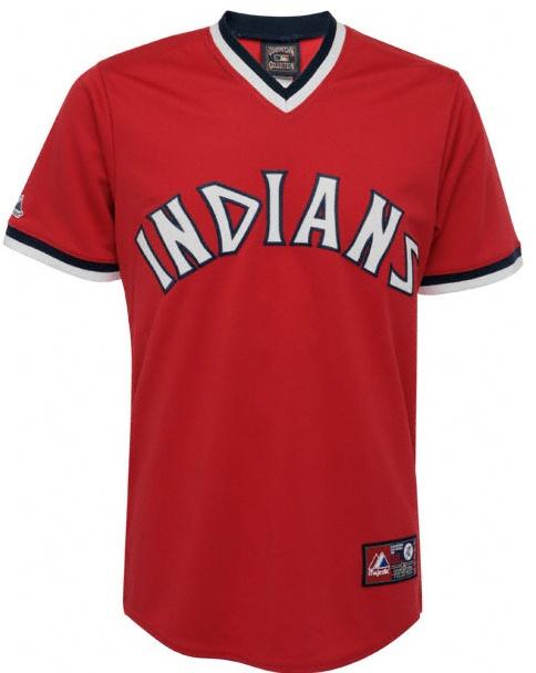 Cleveland Indians retro