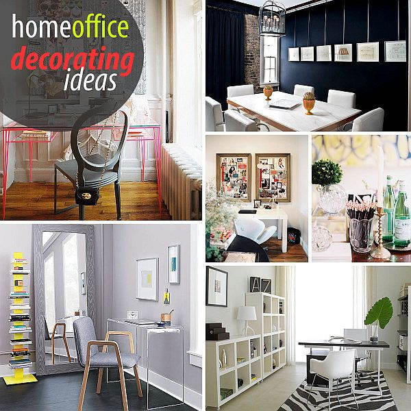 Creative Home Office Ideas: 66 Best The Home Office! Images On Pinterest