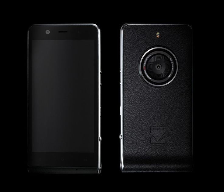 Kodak and Bullitt Group just unveiled the new KODAK EKTRA smartphone designed specifically for photographers. It features a 21-megapixel fast focus camera sensor with f2.0 aperture, and an industry leading 13-megapixel front-facing camera with Phase Detection Auto Focus PDAF and f2.