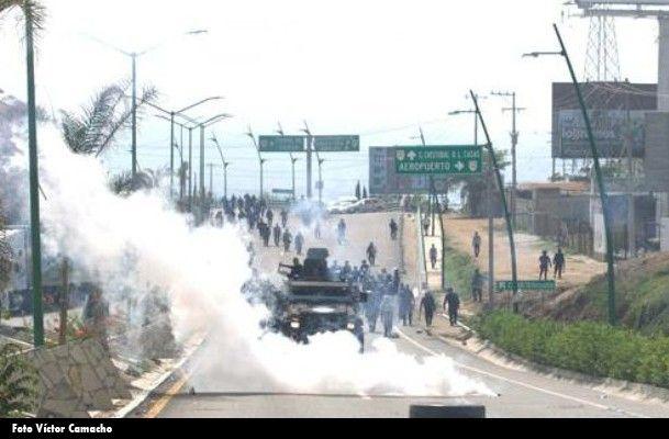 'Toman' maestros 87 alcaldías en Chiapas y Michoacán | El Puntero