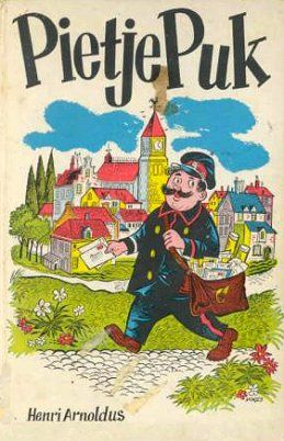 """PP is de postbode van Keteldorp en zoals een goede postbode betaamt, kan hij met iedereen opschieten. Hij woont in een piepklein postkantoortje, niemand weet zijn leeftijd en soms gooit hij de post in de verkeerde brievenbus. Zijn zelfgemaakte lijflied luidt: """"1, 2, 3, 4 Pietje Puk die heeft plezier 5, 6, 7, 8 t is Pietje Puk die altijd lacht""""..."""