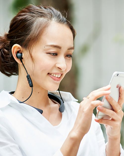 BOSE「インタビューVol.04田中理恵さん」QuietControl 30 wireless headphones|GetNavi web #bose #headphones
