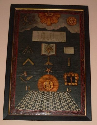 17 best images about masonic art colors on pinterest for Chamber of reflection