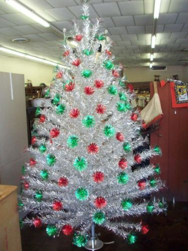 202 Best Aluminum Christmas Trees Images On Pinterest