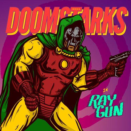 Doomstark Art By Kristian Bolanos