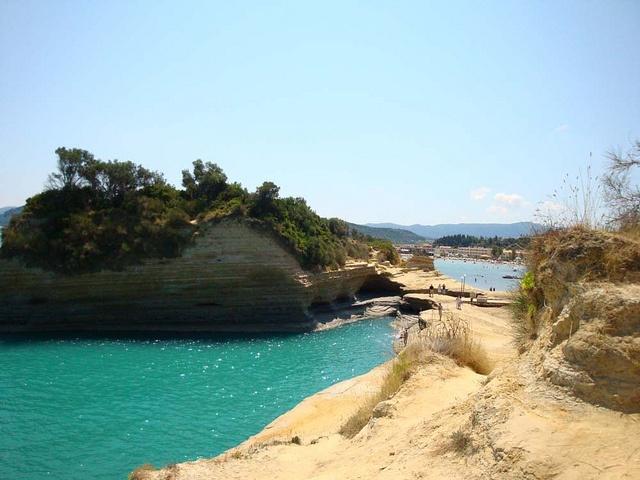 Canal d' Amour - Chanel of Love, Sidari, Corfu