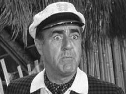 Jim Backus, Actor, Cleveland, Ohio
