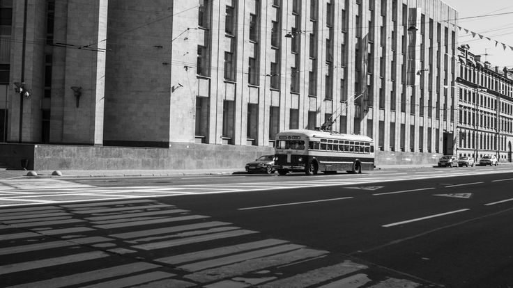 Trolleybus from the USSR by Виталий Котков on 500px
