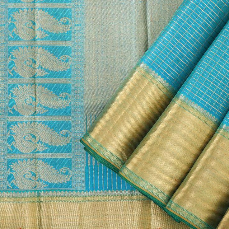 Kanakavalli Kanjivaram Silk Sari 060-01-9428 - Cover VIew