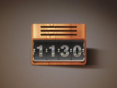 Alarm #Clock #Icon Design