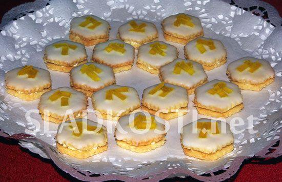 Kokosové dortíčky s ananasovým krémem