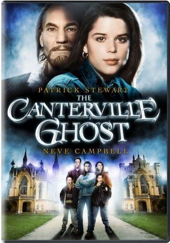 Neve Campbell & Patrick Stewart & Sydney Macartney-The Canterville Ghost