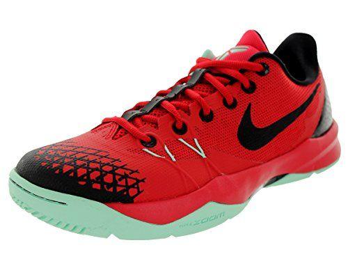Nike Men's Zoom Kobe Venomenon 4 University Red/Black/Mdm Mint Basketball  Shoe 10 Men US