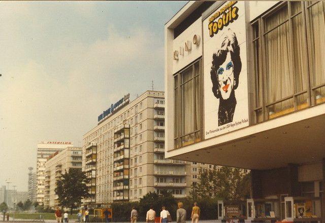Pin On Berlin Alexanderplatz 1960s 1980s