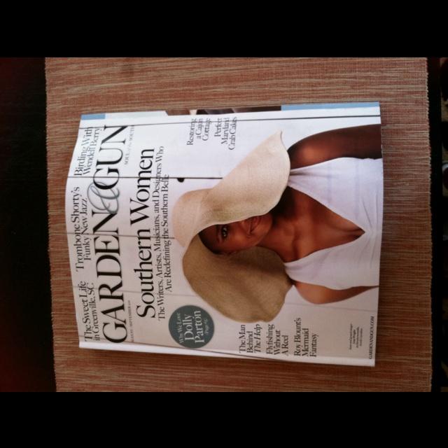 My new favorite magazine!