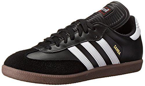 adidas Men's Samba Classic Soccer Shoe,Black/Running White,10.5 M adidas http://www.amazon.com/dp/B0007PN9ZG/ref=cm_sw_r_pi_dp_1uoNvb125DX9N