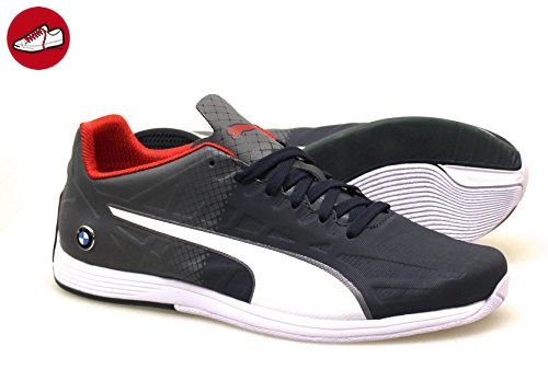 Puma BMW MS evoSPEED LACE 305782 02 Herren Schuhe Motorsport Leder Sneaker 41 - Puma schuhe (*Partner-Link)