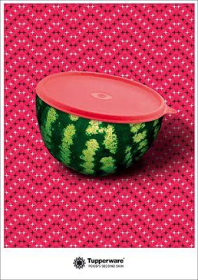 Resultado de imagem para tupperware melancia