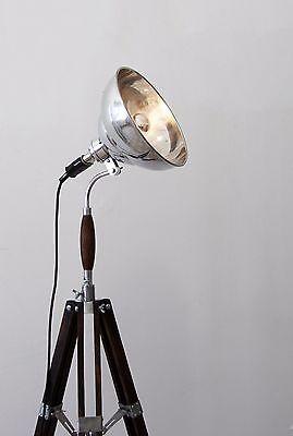 Inspirational Tripod Steh Foto Arzt Studio Lampe Holz Stativ Vintage Leuchte Dreibein Retro