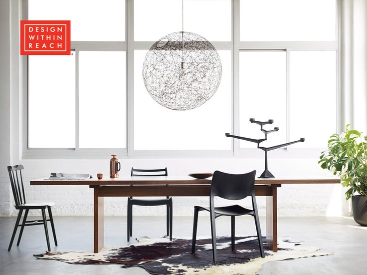 Gather Table | Designed by Jacob Plejdrup |  Design Within Reach