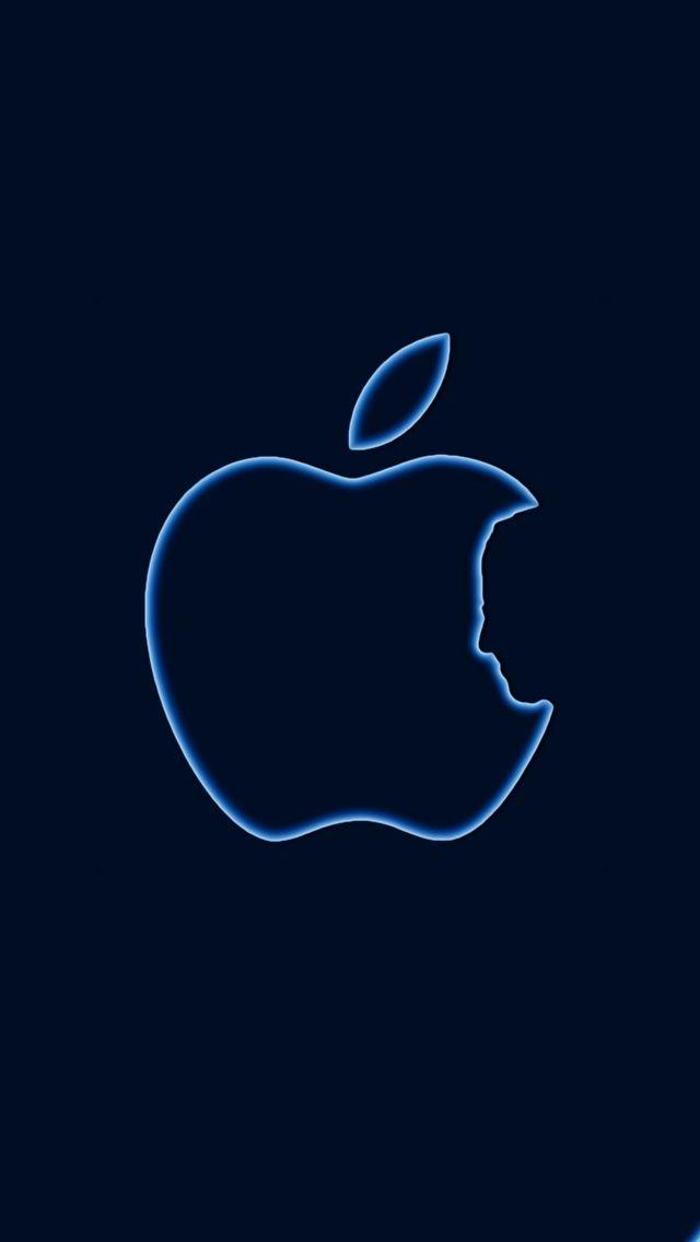 Black Apple Logo - Bing images
