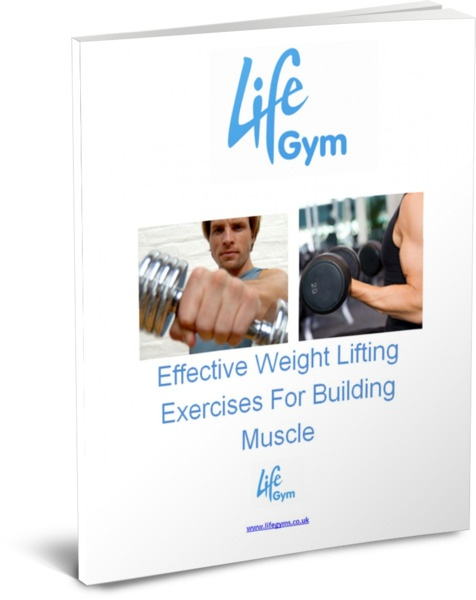 Effective weight training exercises - Volume 1.