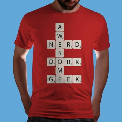 Awesome Nerd Dork Geek