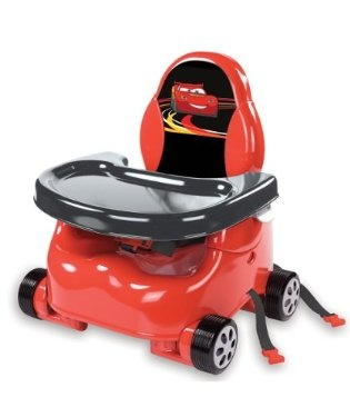 Disney Cars Lil Speedster Booster Seat
