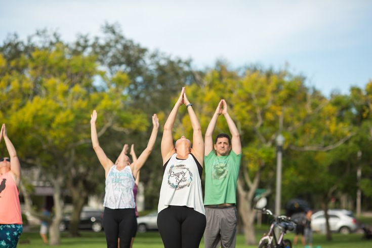 Free Outdoor Yoga Day | Golden Gate Park