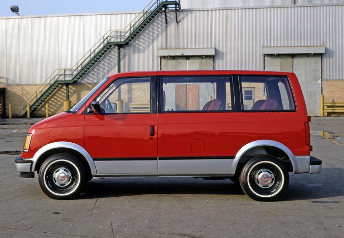 1987 Gmc Safari Van Safari And Van
