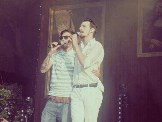 Schön war's auf dem Juicy Beats Festival 2014 mit Alligatoah und Timi