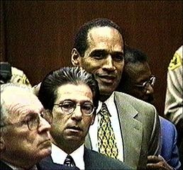 OJ SIMPSON VERDICT.  Kardashian is about to fall over.......they all knew OJ was guilty.  Even the 12 jurors.
