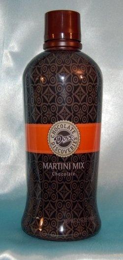 Chocolate Martini - oh, so good !