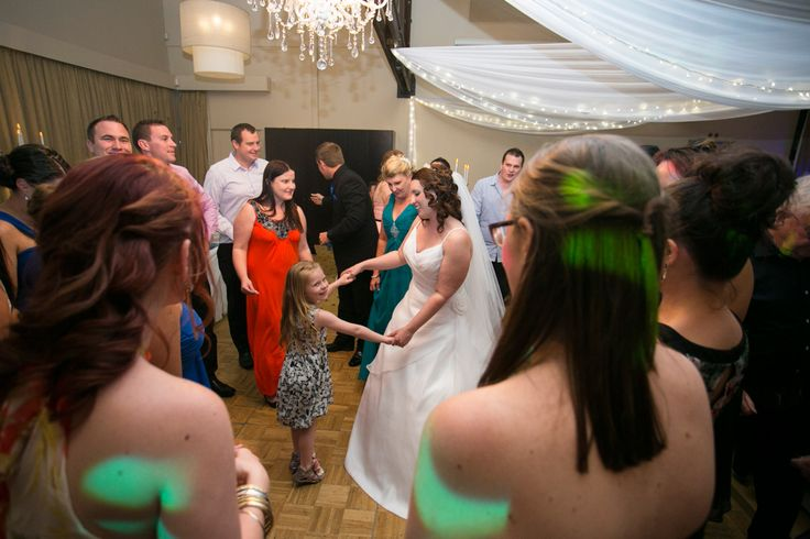 Dancing the night away at Chateau Elan! www.somethingbluephotography.com.au