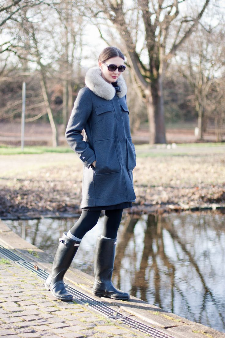 Fashion: 'My Fall Favorites' | Mood For Style - Fashion, Food, Beauty & Lifestyleblog | Hunter Boots