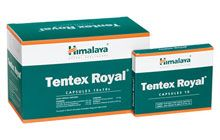 Tentex Royal is recommended for erectile dysfunction of various etiologies (cardiovascular diseases, endothelial dysfunction and diabetes). It also Improves sexual performance of men.