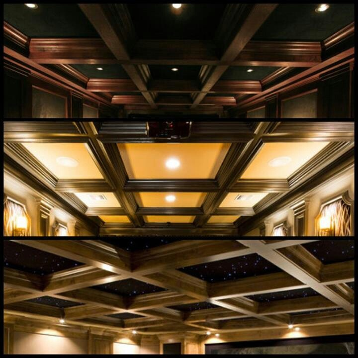 57 Best Images About Coffered Ceilings On Pinterest