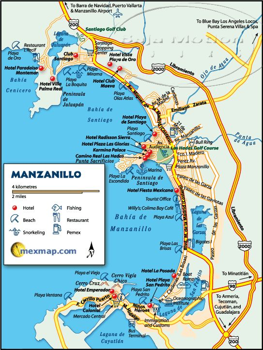 24 Best Baja Mexico Maps Images On Pinterest Places To Visit: Ixtapa Hotel Map At Slyspyder.com