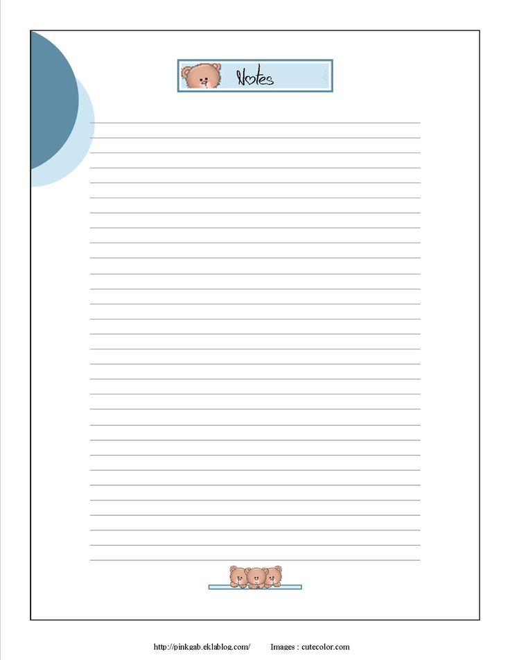 feuille de note
