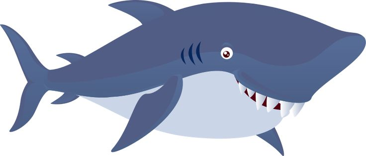 Free To Use amp Public Domain Shark Clip Art And Applique