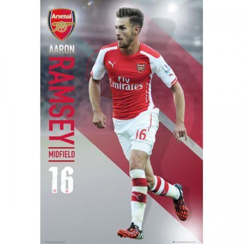 SoccerGaga.com - OFFICIAL Arsenal F.C. Poster Ramsey 101, $18.99 (http://www.soccergaga.com/arsenal-f-c-poster-ramsey-101/)