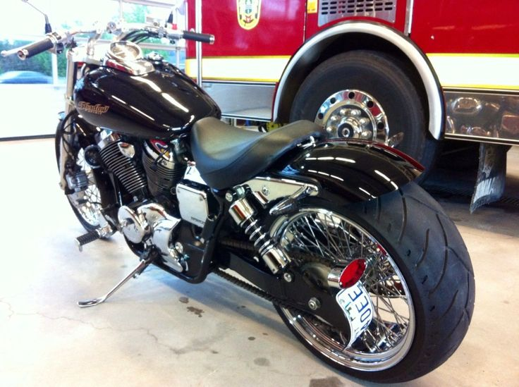 Vt Dc Ape Miller furthermore Pet moreover Be Bbfc E Bbbfb D C Honda Shadow Bobber Yahoo Search further Gsf Gsf Bandit Oil Cooled Exhaust Bolt Link Pipe P also Guenni Stretch. on honda 750 black widow