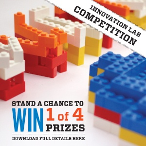 Innovation Lab Competition. Enter now!  www.innovationsummit.co.za