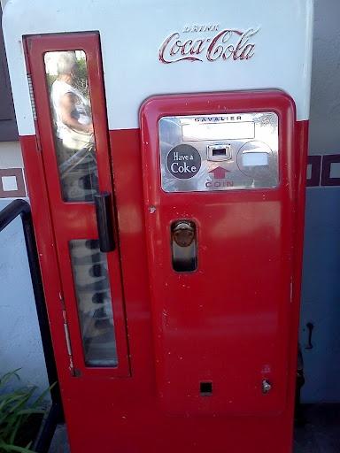 Man Cave Vending Machine : Vintage coke machine products i love pinterest