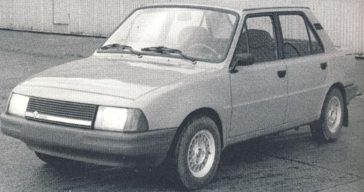 GALERIE: Seriál: Zapomenuté prototypy Škoda. Znáte tyto exotické stodvacítky?   FOTO 48   auto.cz