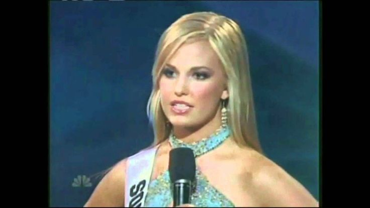 Miss Teen USA 2007 Miss Utah Miss And Higher Education